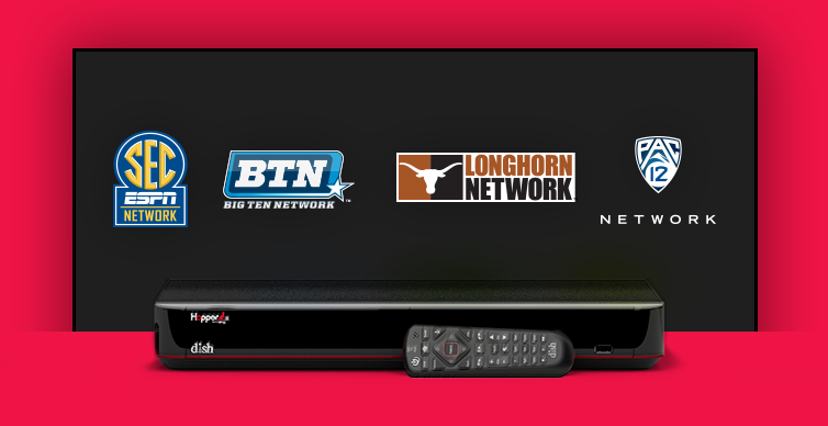 DISH College Sports TV Packages - Tuscumbia, Alabama - Shoals Satellite Sales & Service - DISH Authorized Retailer