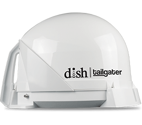 The Tailgater - Outdoor TV - Tuscumbia, Alabama - Shoals Satellite Sales & Service - DISH Authorized Retailer